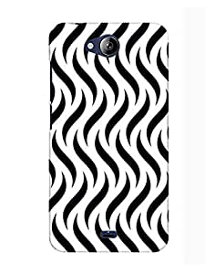 BYC Back Cover for Micromax Canvas Play Q355 (MATTE)