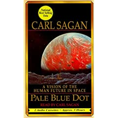 Pale Blue Dot by Carl Sagan
