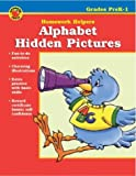 Alphabet Hidden Pictures (0769629474) by School Specialty Publishing