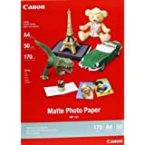 Canon MP101 Matte Photo Paper (A4, 170GSM, 50 Sheets)by Canon