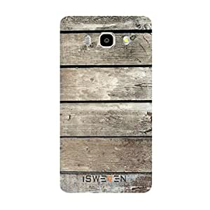 iSweven j502 Luxurious Printed high Quality Wooden Back case cover for Samsung Galaxy J5 (2016)