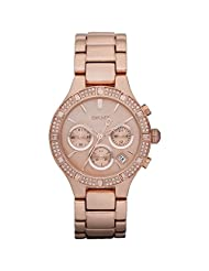 DKNY Watch Chronograph Quartz Stainless Steel Coated NY8508