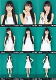 AKB48 生写真 チームサプライズ 思い出す度につらくなる パチンコホールVer. 【小嶋陽菜】9枚コンプ