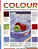 Colour: How to See it - How to Paint it (0004129067) by Martin, Judy