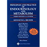 Principles and Practice of Endocrinology and Metabolism ~ Kenneth L. Becker