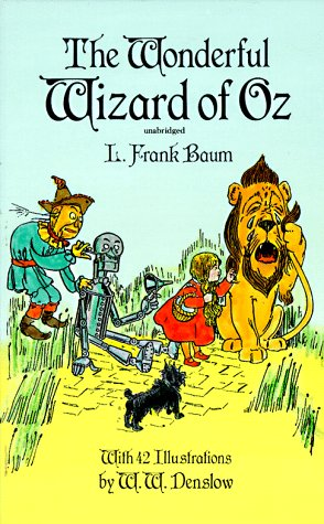 The Wonderful Wizard of Oz (Evergreen Classics)