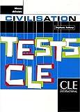 echange, troc Stéphanie Anthony - Tests CLE, Civilisation (Débutant)