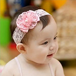 baby girl infant beautiful kids headband hair band hair