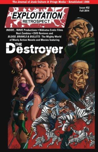 Exploitation Retrospect 52: The Journal of Junk Culture and Fringe Media PDF