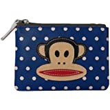 Paul Frank - Julius The Monkey Faux Leather Spotty Purse