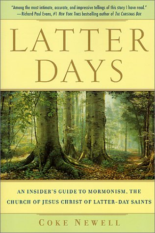 Image for Latter Days: An Insider's Guide to Mormonism, The Church of Jesus Christ of Latter-day Saints