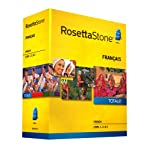 Learn French: Rosetta Stone French – Level 1-3 Set