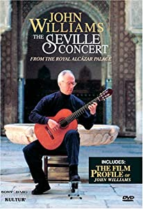John Williams - The Seville Concert / John Williams, Paco Peña, Andrés Segovia