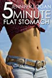 img - for 5 Minute Flat Stomach: How to get a flat stomach with just 5 minutes of simple exercise book / textbook / text book