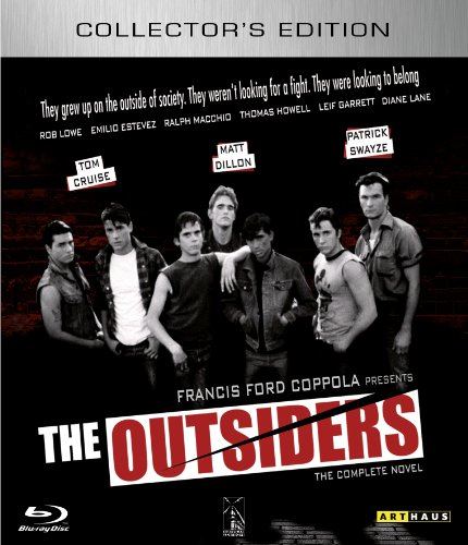 The Outsiders [Director's Cut] [Collector's Edition] [Blu-ray]
