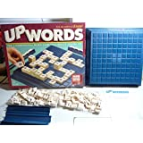 Vintage Upwords w/ 100 Tiles & 10x10 Board 1997 Edition