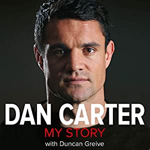Dan Carter: My Story Audiobook