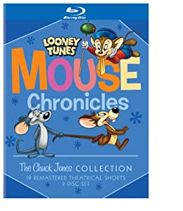 Looney Tunes Mouse Chronicles: The Chuck Jones Collection [Blu-ray]