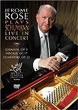 echange, troc Jerome Rose plays Schumann : Carnaval Op.9, Fantaisie Op.17, Humoreske Op.20,