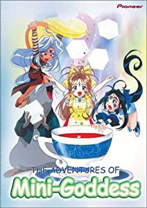 The Adventures of Mini-Goddess - Limited Edition Boxed Set
