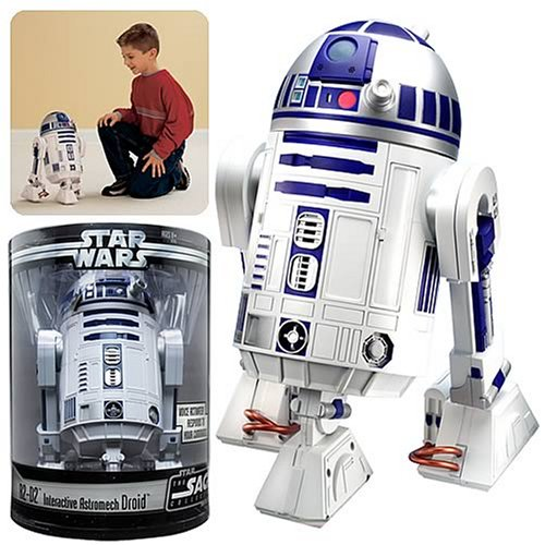 Voice Activated R2D2 Star Wars Toy