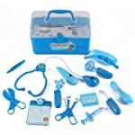 Liberty Imports Medical Box Blue Doct...