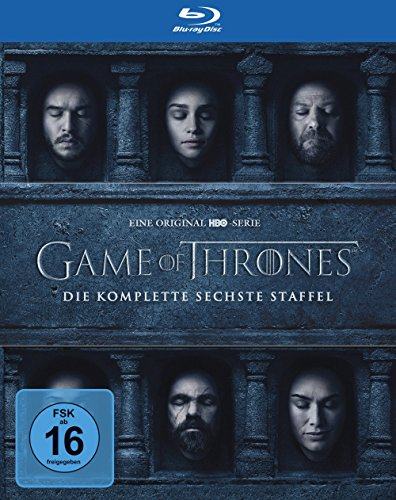 Game of Thrones - Staffel 6 [Alemania] [Blu-ray]