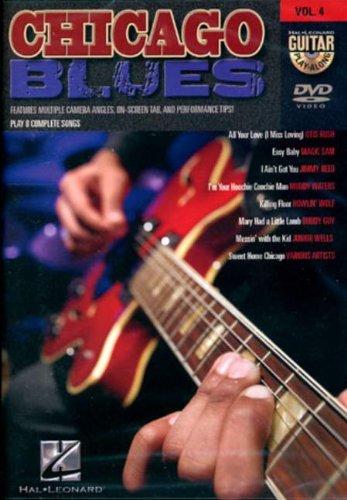 Chicago Blues: Volume 4: Guitar Play-Along: Pt. 4