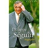 PHILIPPE SEGUIN. Biographie
