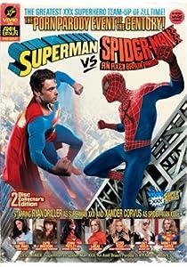Superman Vs Spider-man XXX -DVD