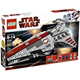 Lego - 8039 - Jeu de construction - Star Wars - Clone Wars - Venator-class Republic Attack Cruiser