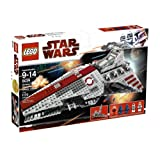 Lego - 8039 - Jeu de construction - Star Wars - Clone Wars - Venator-class Republic Attack Cruiserpar LEGO