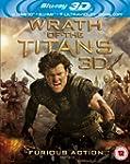 Wrath Of The Titans (Blu-ray + Blu-ra...