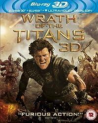 Wrath Of The Titans (Blu-ray + Blu-ray 3D + UV Copy)[Region Free]