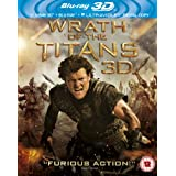 Wrath Of The Titans (Blu-ray + Blu-ray 3D + UV Copy) [2012] [Region Free]by Sam Worthington