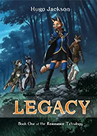 Legacy by Hugo Jackson ebook deal
