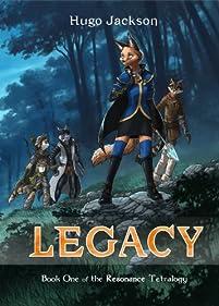 Legacy by Hugo Jackson ebook deal