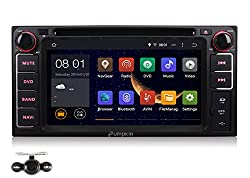 See Pumpkin 6.2 inch Android 4.4 Kitkat For Toyota RAV4/ Corolla/Camry/Land Cruiser/Hilux/Yaris/Vios/Highlander Double Din In Dash HD Capacitive Touch Screen Car DVD Player GPS Navigation Stereo Support Bluetooth/SD/USB/FM/AM Radio/OBD2/DVR/3G/1080P/Air Play/ Details