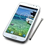 Hot Global 5.3 Inch Unlock S7180/s7100 Android 4.1 3g Smart Phone with QHD Screen GPS Dual SIM Dual Core 1ghz 8mp Camera 1gb RAM (White)
