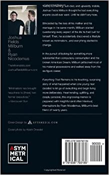 everything that remains a memoir by the minimalists pdf