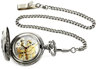 Abbott-Costello-Who-s-On-First-AC1000-Classic-Round-Metal-Pocket-Watch