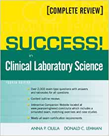 Case studies in clinical laboratory science