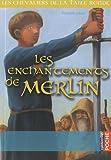 """Afficher """"Les Chevaliers de la table ronde n° 1 Les Enchantements de Merlin"""""""