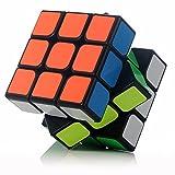 YONGJUN GuanLong ルービックキューブ 3x3x3 パズル 子とも 初心者向け 知育玩具
