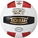 Tachikara SV5W Gold Competition Premium Leather Volleyball