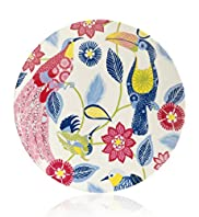 Paradise Bird Dinner Plate
