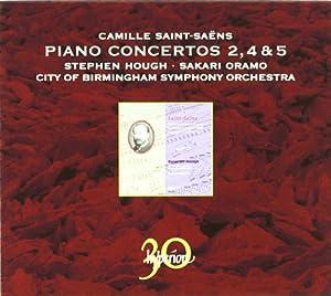 Concertos Pour Piano N°2, 4 & 5 (30 Ans Hyperion)