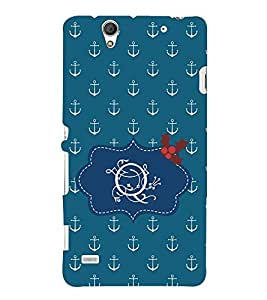 EPICCASE anchor of o Mobile Back Case Cover For Sony Xperia C4 (Designer Case)