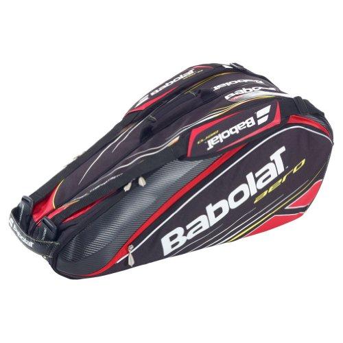 Babolat Aero 6-Pack Tennis Bag (Black/Red)