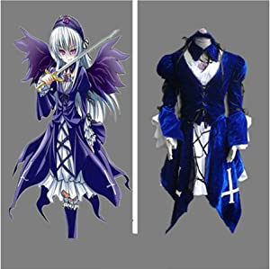 Leecos Rozen Maiden Cosplay Costume- Please Email Us Your Size